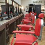 Siege coiffure Le Barbier salon St-Orens